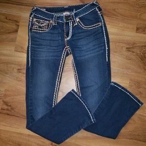 True Religion Joey Skinny Jeans size 28x29